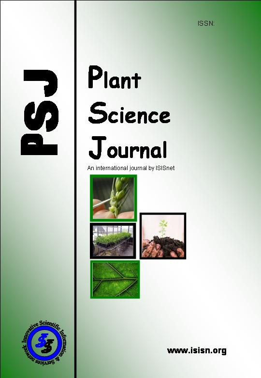 Asian journal of plant science